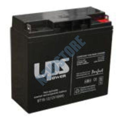 UPS 12V 18Ah savas ólom riasztó akkumulátor