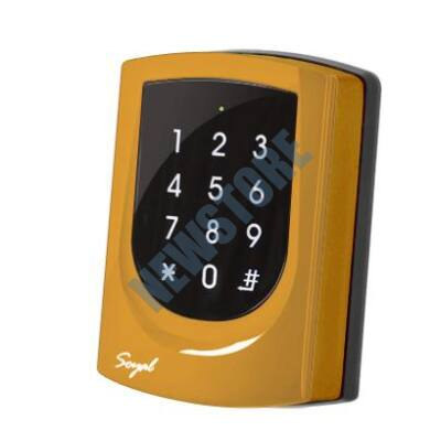 SOYAL AR-725H narancs Komplett vezérlő és kártyaolvasó AR725H 106279
