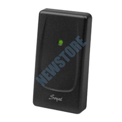 SOYAL AR-723HD Mifare Önálló vagy hálózati vezérlő fekete 106928