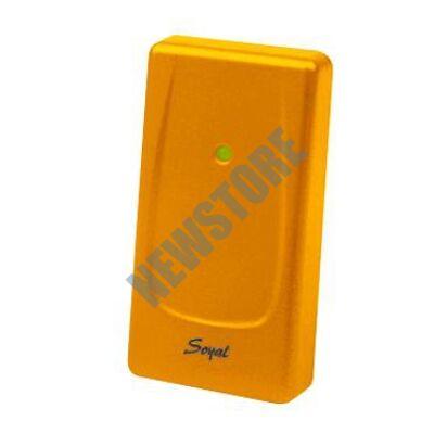SOYAL AR-723HD Mifare Önálló vagy hálózati vezérlő narancs 106931