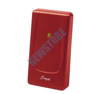 SOYAL AR-723HD Mifare Önálló vagy hálózati vezérlő piros 106932