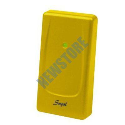 SOYAL AR-723HD Mifare Önálló vagy hálózati vezérlő sárga 106933