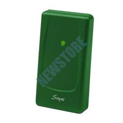 SOYAL AR-723HD Mifare Önálló vagy hálózati vezérlő zöld 106934