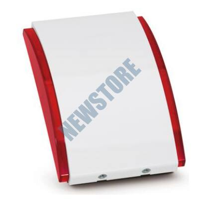 SATEL SPW-220 R Piezo beltéri sziréna piros