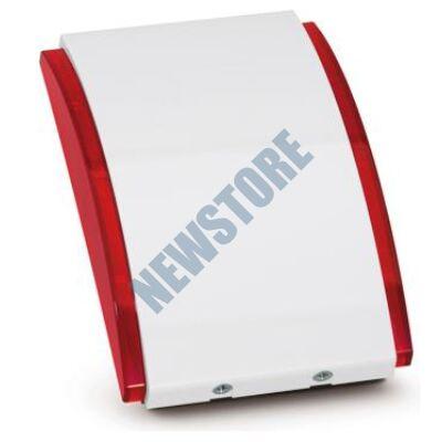 SATEL SPW-250 R Beltéri piezo sziréna piros