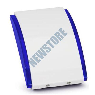 SATEL ASP205 BL ABAX rádiós beltéri hang-fényjelző kék