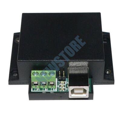 SOYAL-SENTRY USB-RS485 converter PROT USB portra csatlakoztatható RS232-RS485 átalakító