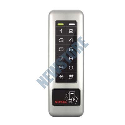 SOYAL AR-331HDR-TP Mifare kártyaolvasó és kódbillentyűzet 109732