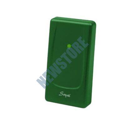 SOYAL AR-723HW zöld proximity kártyaolvasó AR723HW