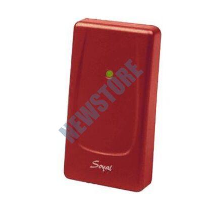 SOYAL AR-723HD-W Mifare Önálló vagy hálózati vezérlő piros 109749