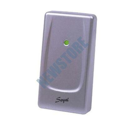SOYAL AR-723HD-W Mifare Önálló vagy hálózati vezérlő ezüst 109750