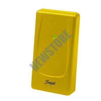 SOYAL AR-723HD-W Mifare Önálló vagy hálózati vezérlő sárga 109755