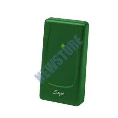 SOYAL AR-723HD-W Mifare Önálló vagy hálózati vezérlő zöld 109756