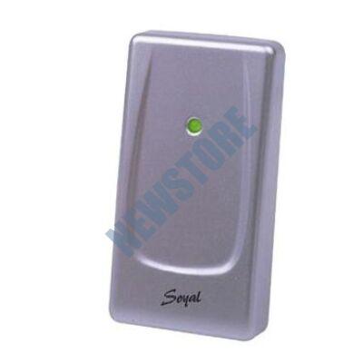 SOYAL AR-723HD-W Mifare Önálló vagy hálózati vezérlő szürke 109757