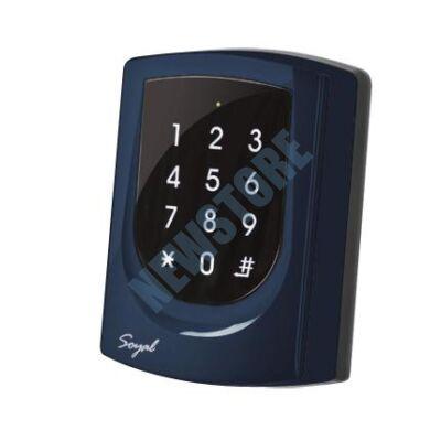 SOYAL AR-725ED Mifare Önálló 2 ajtós vezérlő kék 109801