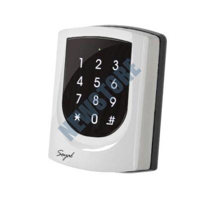 SOYAL AR-725ES ezüst 2 ajtós vezérlő/hálózati kártyaolvasó AR725ES 109815