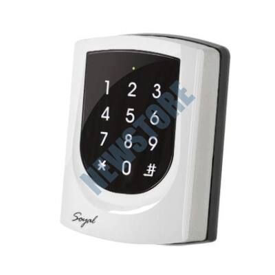 SOYAL AR-725ES fehér 2 ajtós vezérlő/hálózati kártyaolvasó AR725ES 109818