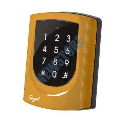 SOYAL AR-725ES narancs 2 ajtós vezérlő/hálózati kártyaolvasó AR725ES 109823