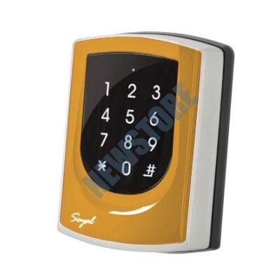 SOYAL AR-725ES-M narancs 2 ajtós vezérlő/hálózati kártyaolvasó AR725ESM 109824
