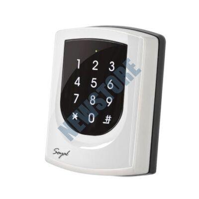 SOYAL AR-725ES-M gyöngyház fehér 2 ajtós vezérlő/hálózati kártyaolvasó AR725ESM 109830