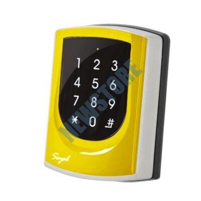 SOYAL AR-725ES-M sárga 2 ajtós vezérlő/hálózati kártyaolvasó AR725ESM 109831
