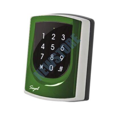 SOYAL AR-725ES-M zöld 2 ajtós vezérlő/hálózati kártyaolvasó AR725ESM 109832
