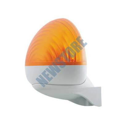 VDS WHITE 24 Fix lámpa kapuvezérlésekhez narancssárga WHITE24