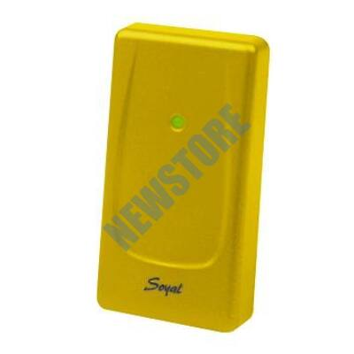 SOYAL AR-721UB sárga Kártyaolvasó hálózati központokhoz vagy önálló vezérlőkhöz AR721UB