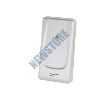 SOYAL AR-721UBW Kártyaolvasó hálózati központokhoz vagy önálló vezérlőkhöz gyöngyház fehér 110761