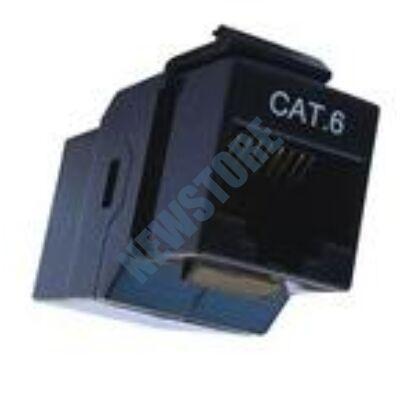 Cat6 bepattintható toldó