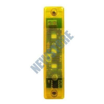 NOLOGO FLASH IN sárga LED-es fix lámpa vagy villogó