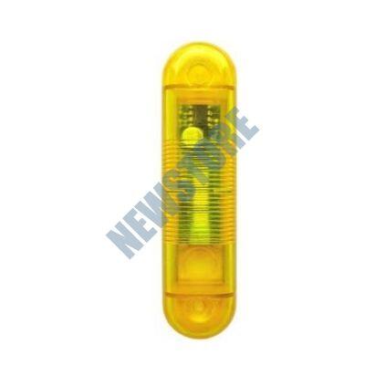 NOLOGO FLASH OUT sárga LED-es fix lámpa vagy villogó