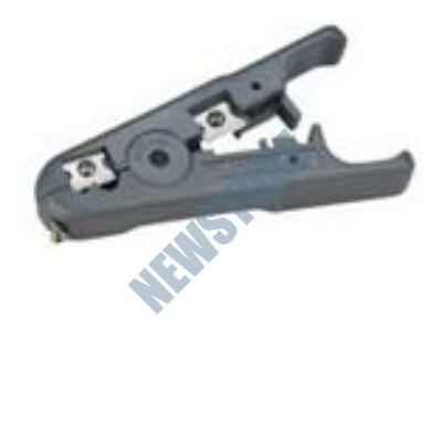 UTP csupaszító UTS0501 szürke Kábelvágó és csupaszító szerszám