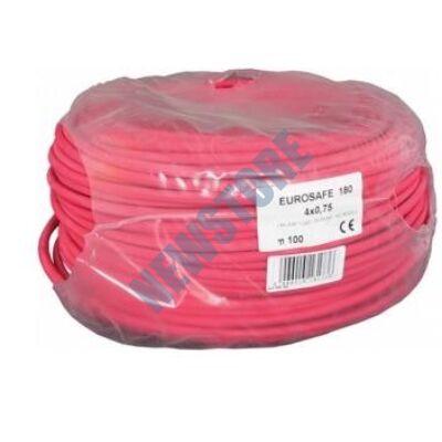 Tűzálló kábel 4x0.75R.180