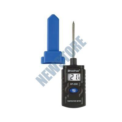HOLDPEAK 2GE Beszúrótűs hőmérsékletmérő