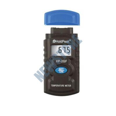 HOLDPEAK 2GF NTC mérőszondás hőmérsékletmérő 113115