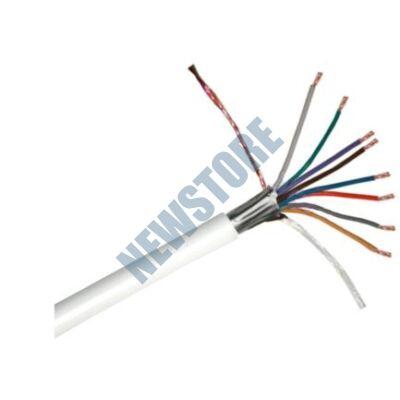 8x0.22 mm2 eres biztonságtechnikai kábel