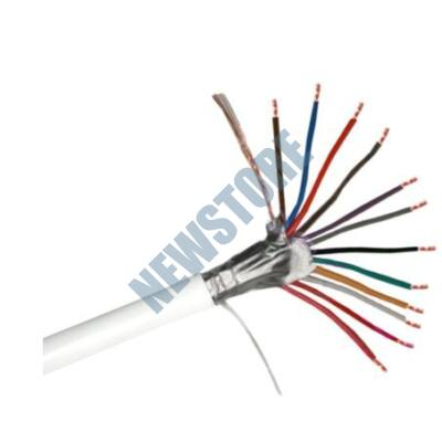 12 x 0.22 CCA 12x0.22 mm2 eres biztonságtechnikai kábel