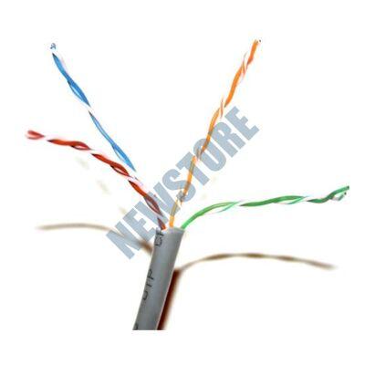 Tömör 4 x 2 x 0,5 UTP CAT.5 Solid Cable strukturált kábel 305m