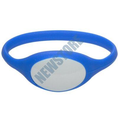SOYAL AM Wristband No.5 125 kHz kék Proximity szilikon karkötő