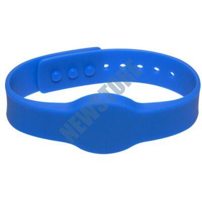 SOYAL AM Wristband No.4 125 kHz kék Proximity szilikon karkötő