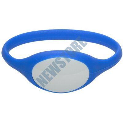 SOYAL AM Wristband No.5 13.56 MHz kék Proximity szilikon karkötő