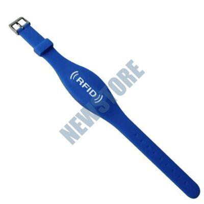SOYAL AM Wristband No.7 125 kHz kék Proximity szilikon karkötő