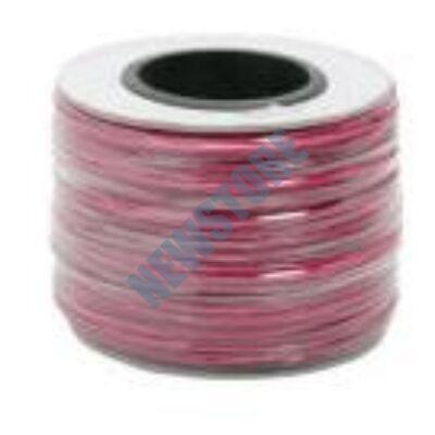 2 eres piros/fekete Oxigénmentes kábel 70/0,1mm 20082