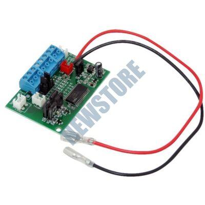SIGNAL PS-128 panel Vezérlőelektronika hang és fényjelzőhöz PS128 114092