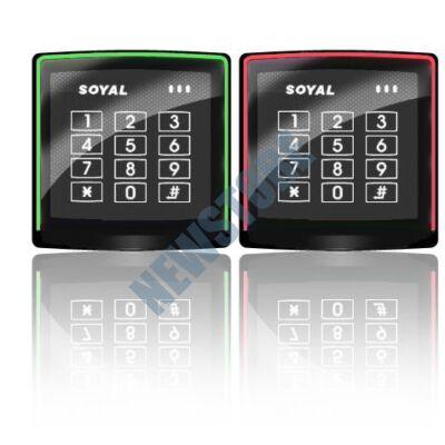 SOYAL AR-888H Mifare Önálló vagy hálózati vezérlő fekete 114099