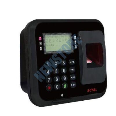 SOYAL AR-837EFB-9000DO-BX Optikai ujjlenyomat olvasó fekete 114142