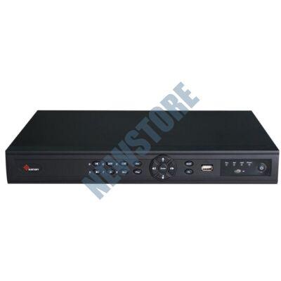 SANAN SA-3N67204B 4 csatornás hálózati rögzítő 114457