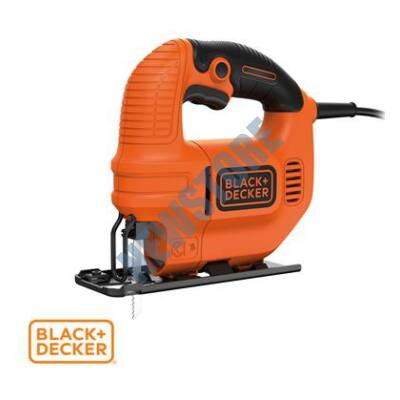 Black&Decker dekopírfűrész 400W KS501