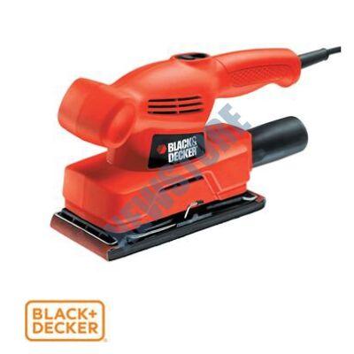Black&Decker vibrációs csiszoló 135W 90x187mm KA300